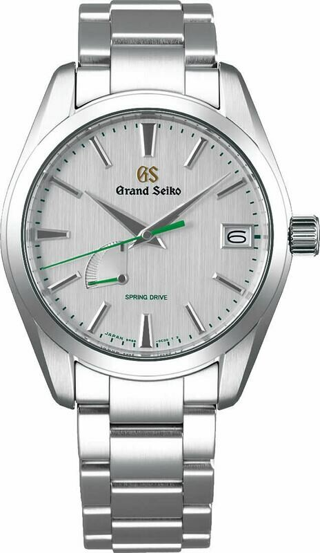Grand Seiko SBGA427 Light Spring Drive