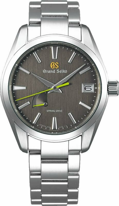 Grand Seiko SBGA429 Shadow Spring Drive