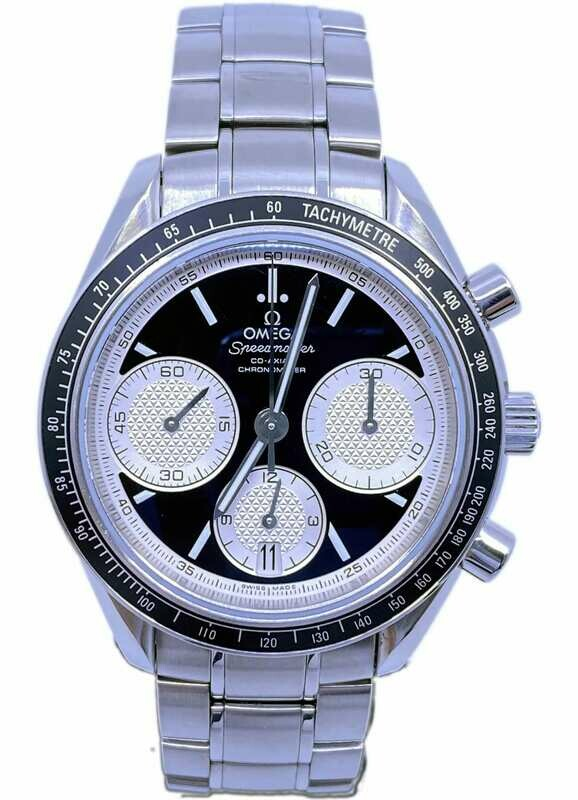 Omega Racing Co-Axial Chronograph 40mm 326.30.40.50.01.002