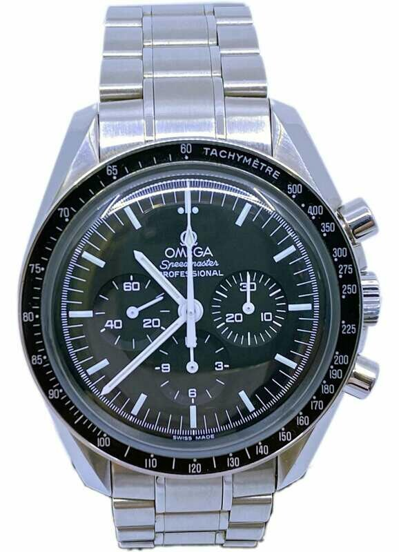 Omega Speedmaster Moonwatch Professional Chronograph 42mm 3570.50