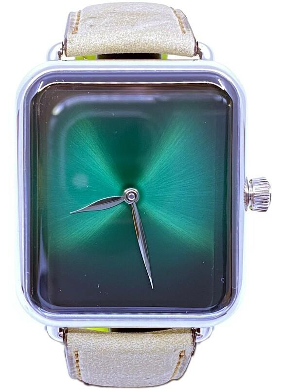 H. Moser & Cie Swiss Alp Watch Cosmic Green 5324-0210