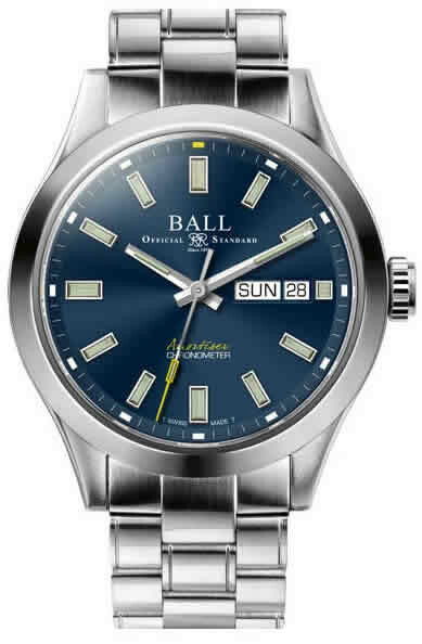Ball Engineer III Endurance 1917 Classic Limited Edition Blue Dial on Bracelet