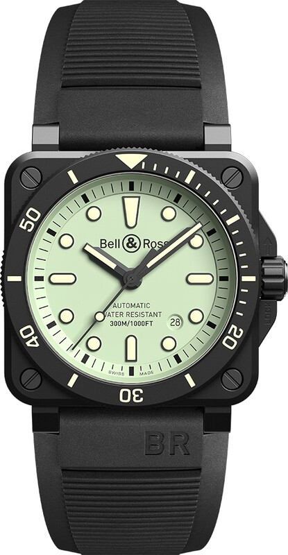 Bell & Ross Diver Full Lum Limited Edition