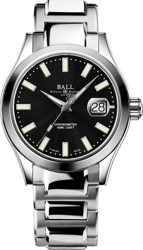 Ball Engineer III Marvelight Chronometer 43mm NM2028C-S27C-BK