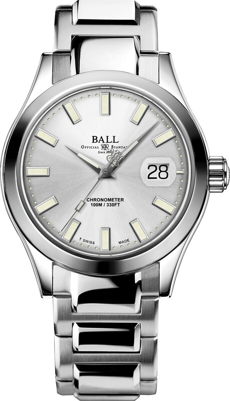 Ball Engineer III Marvelight Chronometer 40mm NM2026C-S27C-SL