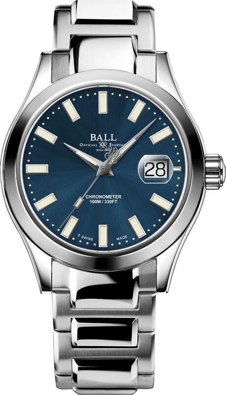 Ball Engineer III Marvelight Chronometer 40mm NM2026C-S27C-BE