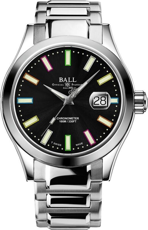 Ball Engineer III Marvelight Chronometer Caring Edition 43mm