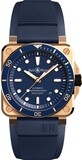 Bell & Ross BR 03-92 Diver Blue Bronze