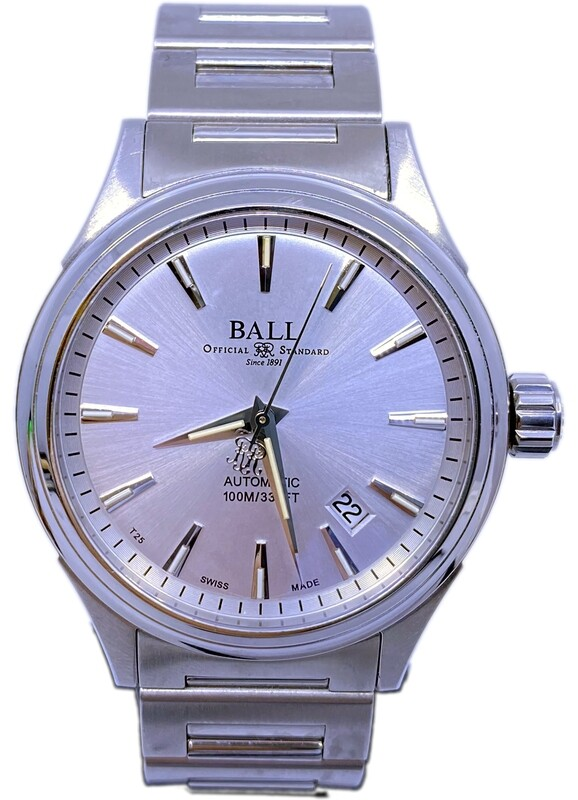 Ball Watch Fireman Victory NM2098C-P3J-SL