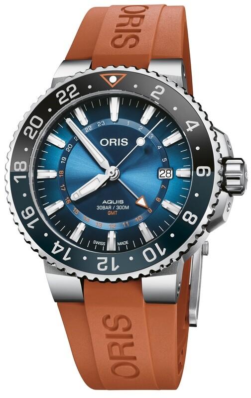Oris Aquis Carysfort Reef Limited Edition