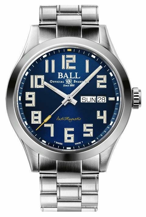 Ball Engineer III Starlight Blue on Bracelet
