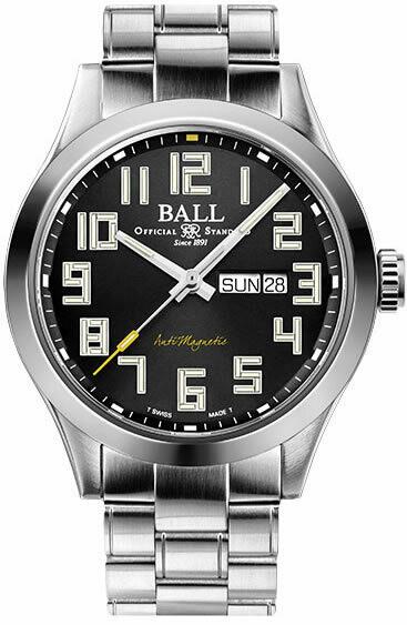 Ball Engineer III Starlight 46mm Black on Bracelet