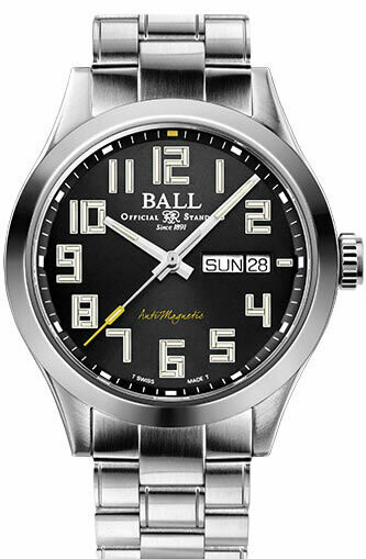 Ball Engineer III Starlight Black on Bracelet