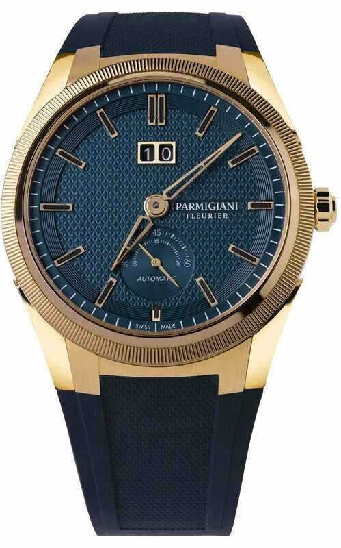 Parmigiani Fleurier Tonda GT Rose Gold on Strap