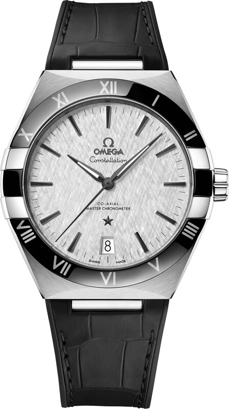 Omega Constellation Co-Axial Master Chronometer Steel on Strap