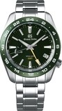 Grand Seiko SBGE257 Sport GMT Spring Drive Green Dial