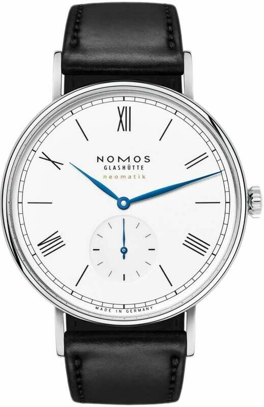 NOMOS Glashütte Ludwig 39 175 Years Watch Making