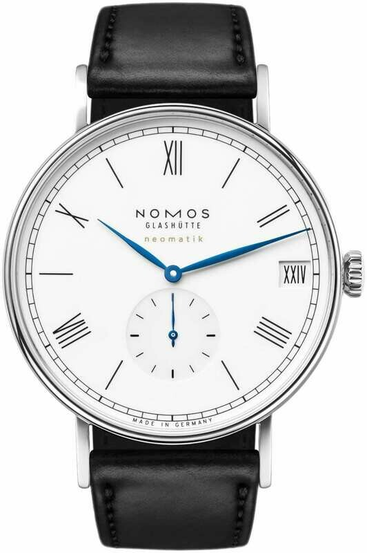 NOMOS Glashütte Ludwig Neomatik 41 175 Years Watchmaking