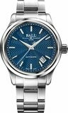 Ball Trainmaster Streamliner Blue Dial