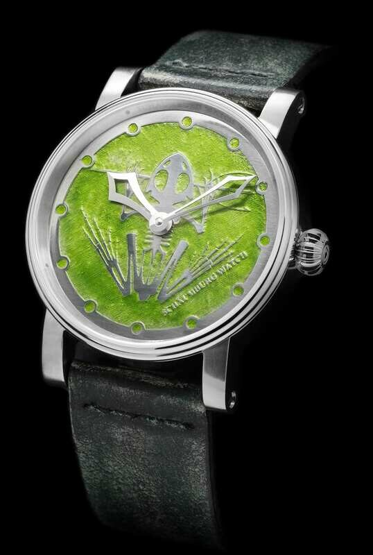 Schaumburg Watch PaleoFrog