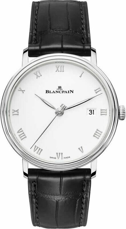 Blancpain Villeret Ultraplate 6224 1127 55B