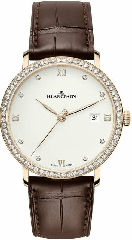 Blancpain Villeret Ultraplate 6224 2987 55B