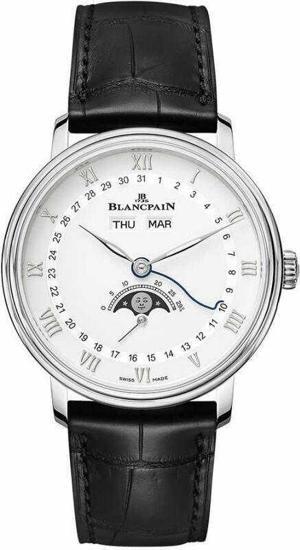 Blancpain Villeret Quantieme Complete Calendar 6264 1127 55B