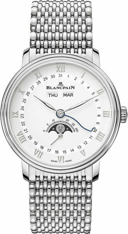 Blancpain Villeret Quantieme Complete Calendar 6264 11 27 MMB