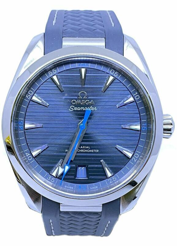 Omega Seamaster Aqua Terra 150m Steel Master Chronometer 41mm 220.12.41.21.03.002