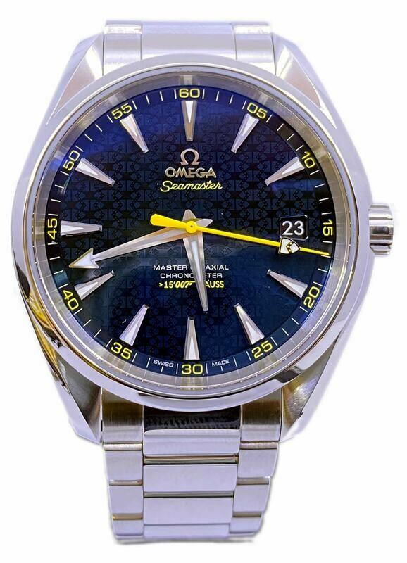 Omega Aqua Terra James Bond 231.10.42.21.03.004