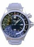 Ball Watch Engineer Master II Diver Worldtime DG2022A-S3A-BK