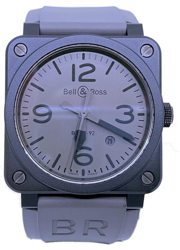 Bell & Ross BR 03-92 Ceramic Commando