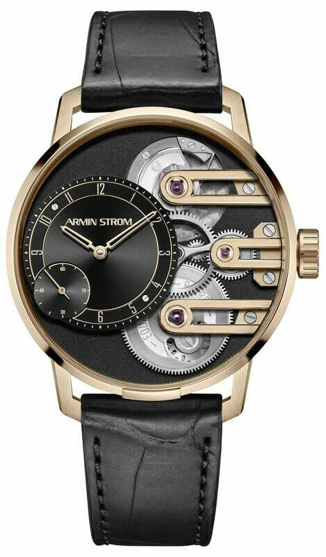 Armin Strom Gravity Equal Force Rose Gold