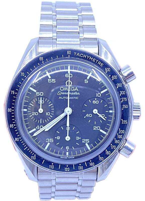 Rare 1998 Omega Speedmaster Moonwatch Professional Chronograph 42mm 3570.50
