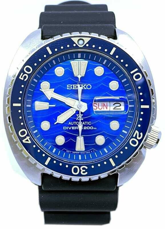 Seiko Prospex SRPE07 King Turtle
