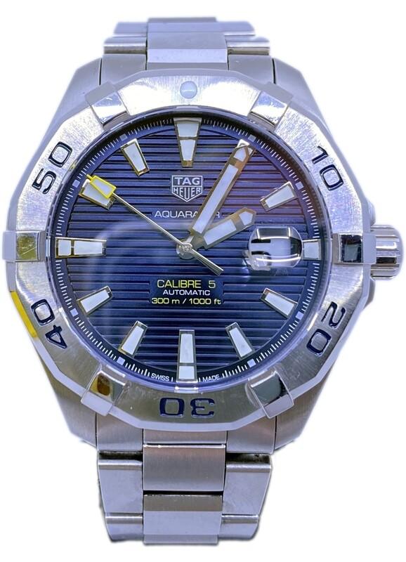 Tag Heuer Aquaracer Calibre 5 WAY2012.BA0927