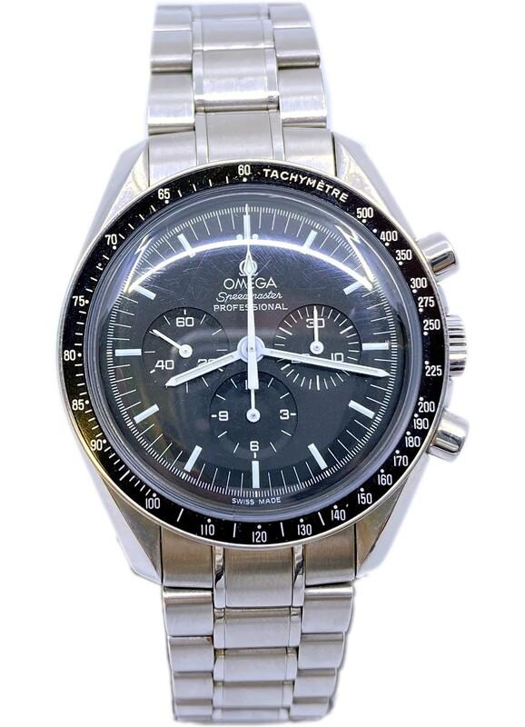 Omega Speedmaster Moonwatch Professional Chronograph 42mm 3570.50 Model 2009