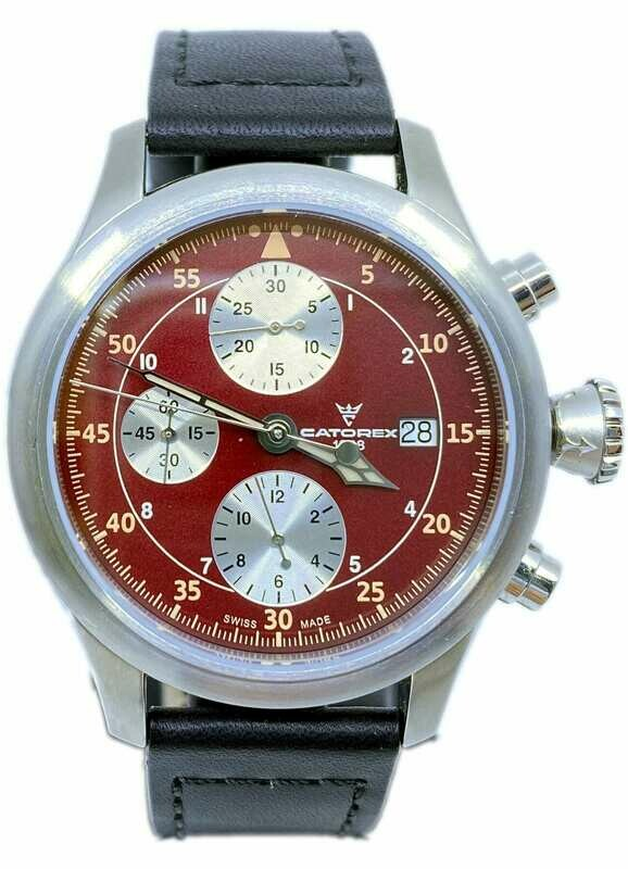 Catorex Krono Chronograph 8169-14