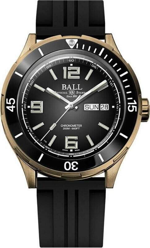 Ball Roadmaster Archangel Bronze DM3070B-P1CJ-BK
