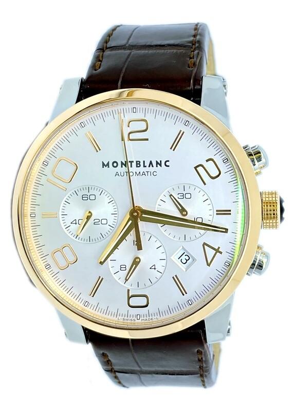 Montblanc Timewalker Chronograph 107322