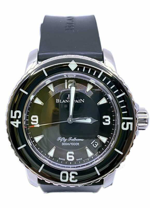 Blancpain Fifty Fathoms 5015-1130 Special Edition