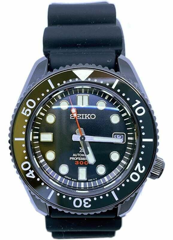 Very Rare Seiko Prospex SLA035 Limited Edition