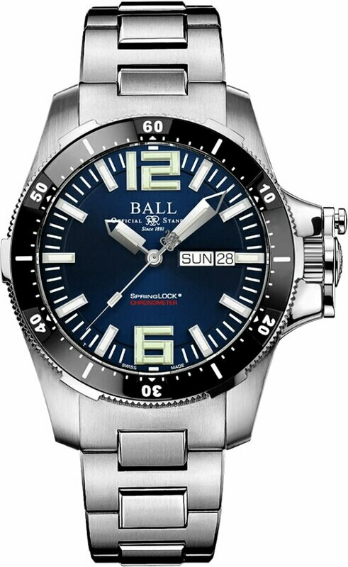 Ball Engineer Hydrocarbon Airborne II