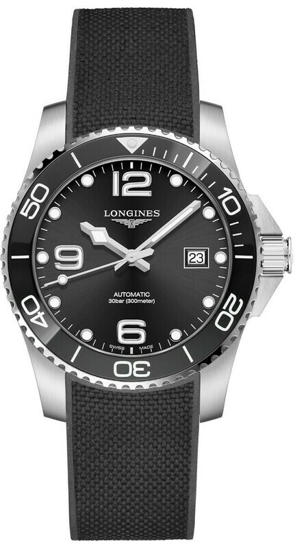 Longines Hydroconquest Ceramic 41mm L3.781.4.56.9