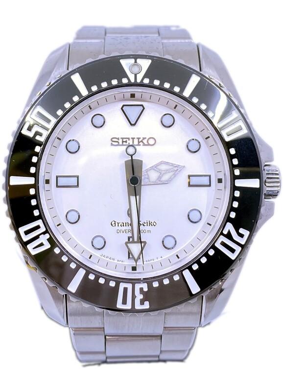 Grand Seiko SBGX115 Quartz Diver