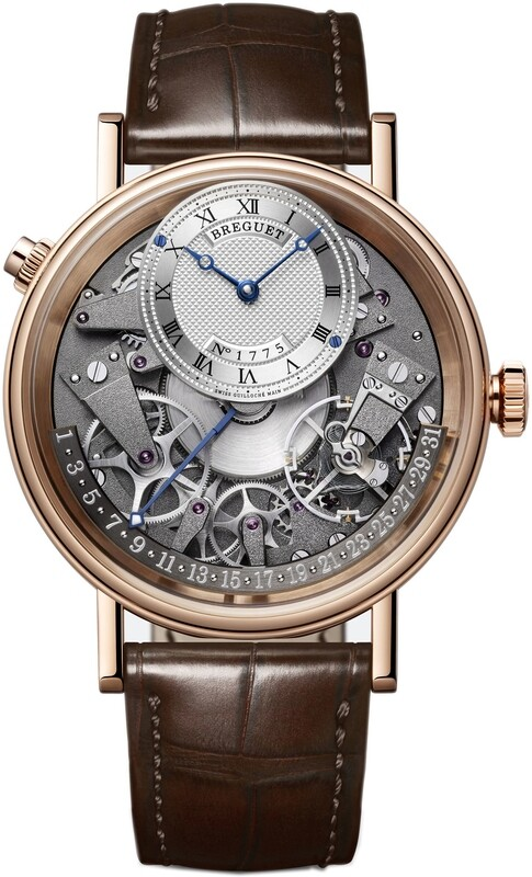 Breguet Tradition 7597BR/G1/9WU