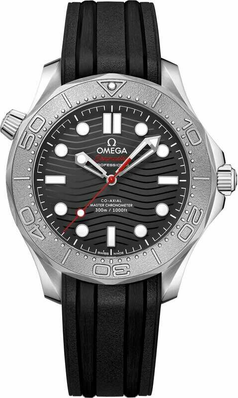 Omega Seamaster Diver 300 Master Chronometer Nekton Edition