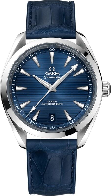 Omega Aqua Terra 150M Blue Dial 220.13.41.21.03.003