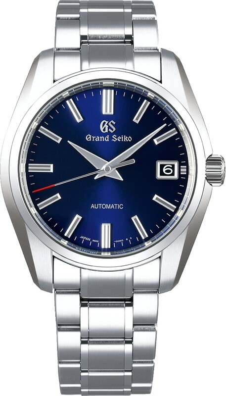 Grand Seiko SBGR321 Limited Edition Blue Dial