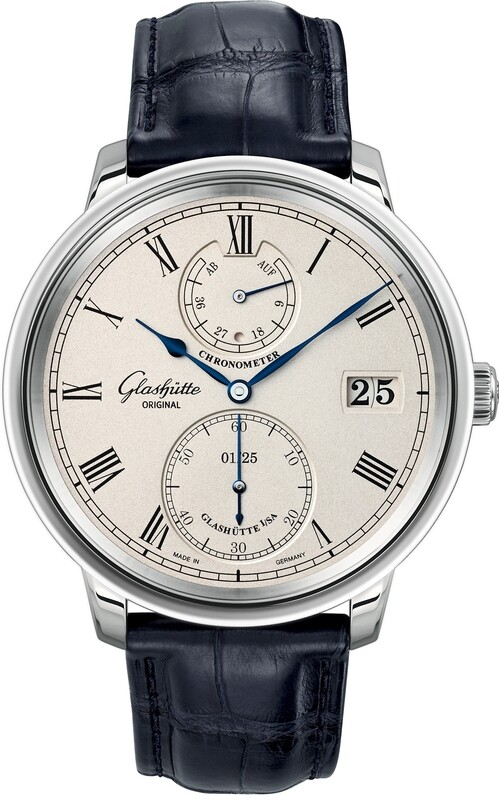 Glashütte Original Senator Chronometer 1-58-03-01-04-30